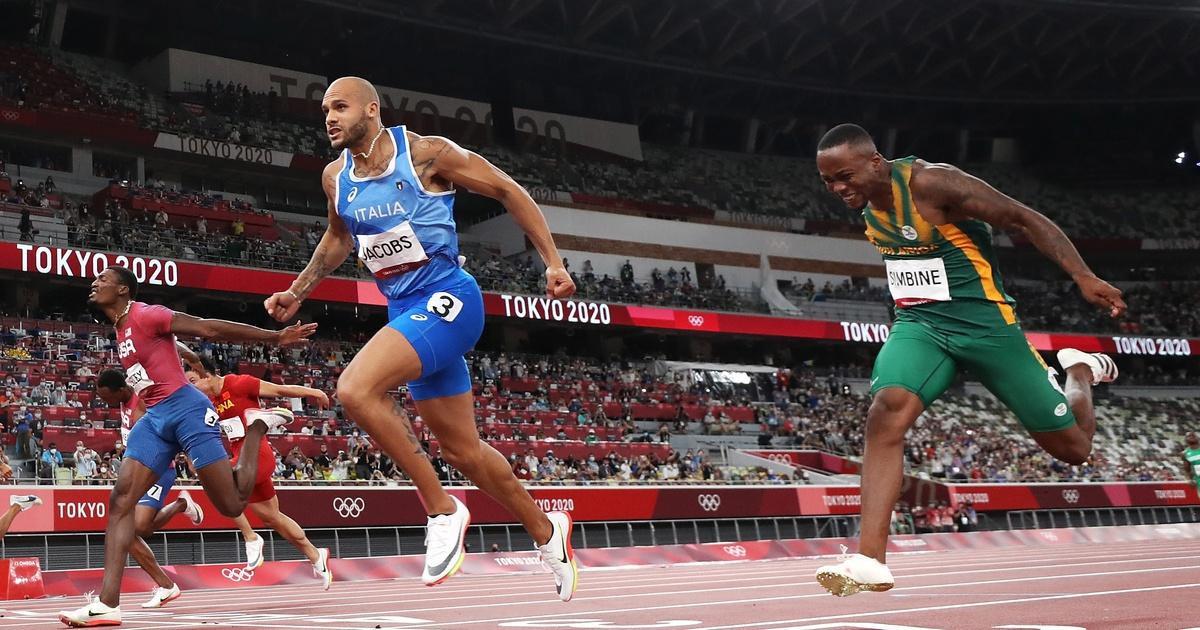 Jacobs: Olympic có chủ nhân mới của chiếc HC vàng 100m